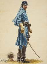 Joe Grandee | Cavalry Soldier