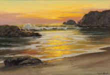 Robert Wood | California Sunset