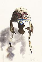 William Matthews   Native American Headdress II