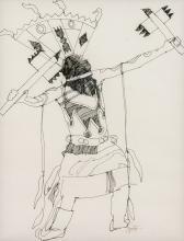 John Nieto | Apache Dancer