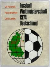 [Books] World Championship in German 1974 [Total 4]