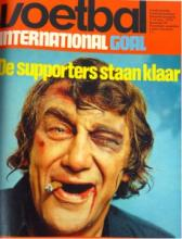 [Magazines, Annuals] Voetbal International Goal 1971-1974 [Total 4]