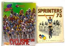 1022  -  [Collectible Cards] Cyclists 1973 & 1996 [Total 2]