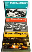 3040  -  [Annuals] Lot Rennreport [Total 3]