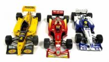 3118  -  [Model cars] Williams F1 BMW FW25, scale 1:18 and 2 other cars [Total 3]