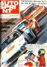 3347  -  [Magazines, Annuals] Autosprint 1974-1978 [Total 5]