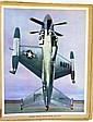 Plakboek: Straalvliegtuigen --ca. 1955 Rijkgevuld