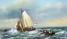 [Paintings] Dutch Marine Scene