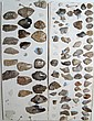 Lot of 77 European stone age tools