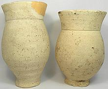 Mesopotamian crème buff vessels from Isin