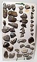 Lot of 56 European stone age tools