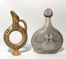 Anatolian reproduction ceramic vessels, Istanbul Museum