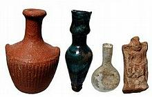 A lot of 4 Hellenistic and Roman items