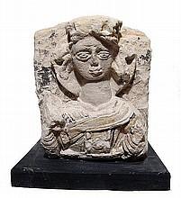 European limestone relief