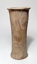 Egyptian Old Kingdom alabaster jar