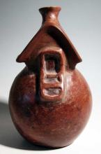 Late Chorrera house vessel from Ecuador