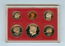 1980 S UNITED STATES FROSTED PROOF SET