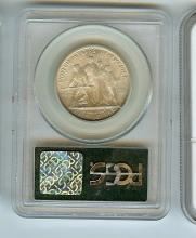 1936 ELGIN ILLINOIS, CENTENNIAL 50 CENTS PCGS MS65