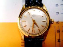 Vintage Men's TUDOR OYSTER PRINCE WATCH 18k gold OLD