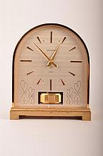Jaeger LECOULTRE  Atmos Clock dome Swiss Le Coultre.