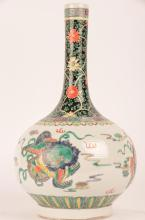 Chinese Qing dynasty doucai porcelain
