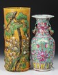Two of 19th C. Chinese Porcelain Vases