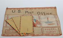 U.S Postal Office, Folk Art & American History
