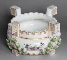 Vintage Porcelain Plant