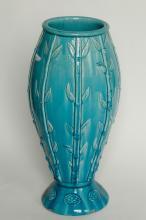 Oriental 1920s, Porcelain Umberlla Stand