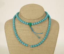 Natural Shape Turquoise Stone Carving