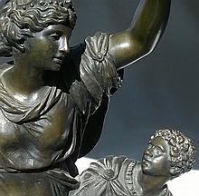 Francois Girardon (French 1628-1715)  Bronze