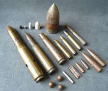 Okinawa & Other Battlefield Ammunition