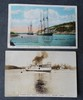 Two Nautical Postcards