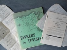 Tankers In Tunisia