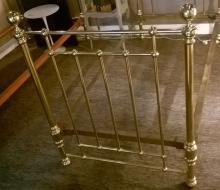 Pair Brass Beds