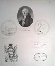 American Historical and Literary Curiosities, a Book of Letters and Autographs