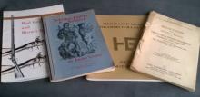 Four Paperbound Books on History and Firearms