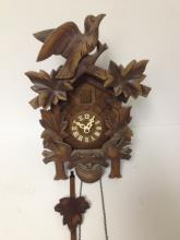 A. Schneider West Germany Cuckoo Clock