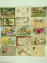 Early 1900's Rare Antique Post Card Collection (Lot of 50)