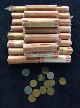 30 Rolls of Wheat Pennies