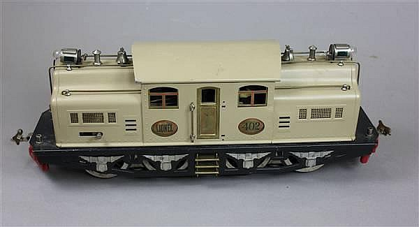 LIONEL STANDARD GAUGE #402 ENGINE RESTORED