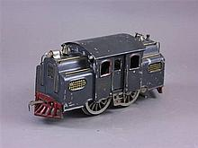 LIONEL PRE WAR STANDARD GAUGE #38 BOX CAB ELECTRIC ENGINE