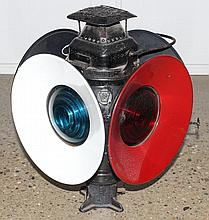 ADLAKE RAILROAD SWITCH LANTERN 16 1/2
