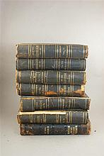 7 VOLUMES OF ROSTERS OF OHIO SOLDIERS 1860-1866
