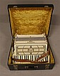 WURLITZER ACCORDION INCLUDING HARD CASE