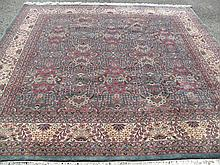 INDO PERSIAN TABRIZ NEW ISLAND WOOL, 8 X 8