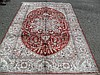 SINO PERSIAN TABRIZ ART SILK, 5.2 X 8