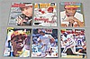 LOT SIGNED ASSORTED MAGAZINES INCLUDE DEREK JETER