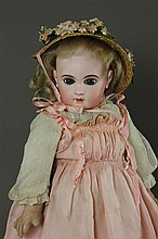 April Antique & Modern Doll Auction