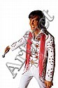 ELVIS PRESLEY WAX FIGURE ELVIS PRESLEY